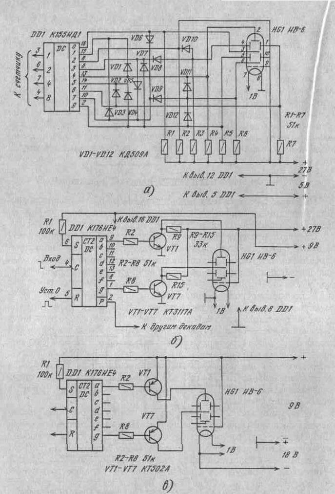 Счетчик импульсов - тахометр ИД-2 (импульсный счетчик ...